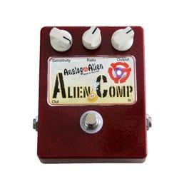 Analog Alien Alien Comp Compressor Guitar Effect Pedal