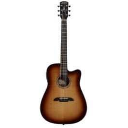 Image for AD60CESHB Artist 60 Series Dreadnought Acoustic Electric Guitar from SamAsh