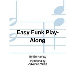 Jamey Harlow-Easy Funk Play-Along Bass Parts