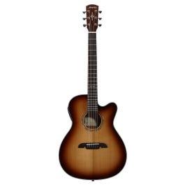 Image for AF60CESHB Artist 60 Series Folk Acoustic-Electric Guitar from SamAsh