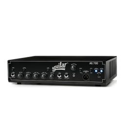 Image for AG700 Super Light 700-watt Bass Amplifier Head from SamAsh