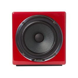 Image for MixCube Active 10th Anniversary Red Full-Range Mini Reference Monitor  (Single) from SamAsh