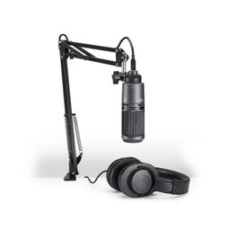 Image for AT2020USB+PK Streaming/Podcasting Pack from SamAsh