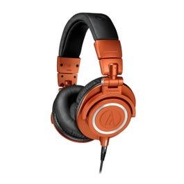 Image for ATH-M50x Professional Studio Monitor Headphones (Lantern Glow) from Sam Ash
