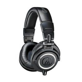 Audio Technica ATH-M50x Professional Studio Monitor Headphones