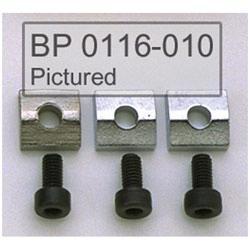 Image for BP0116003 Floyd Rose Nut Blocks (Black) (Set of 3) from SamAsh