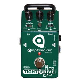 Image for Bass TightDrive Jr. Overdrive Effect Pedal from SamAsh
