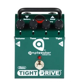 Image for Bass TightDrive Overdrive Effect Pedal from SamAsh