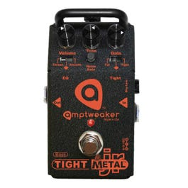 Image for Bass TightMetal Jr. Effect Pedal from SamAsh