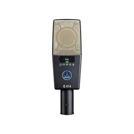 Image for C414 XLS Large-Diaphragm Condenser Microphone from SamAsh