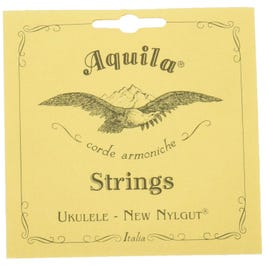 Aquila 8U Nylgut Concert Low-G Tuning Ukulele Strings