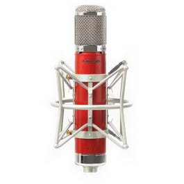 Image for CV-12 Multi-Pattern Tube Condenser Microphone from SamAsh