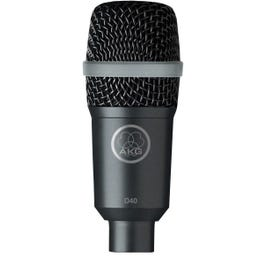 Image for D40 Dynamic Instrument Microphone from SamAsh