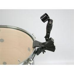 Image for DFLEX Clamping Microphone Clip Holder from SamAsh