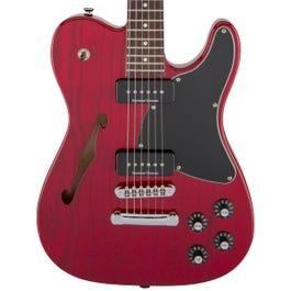 Fender Jim Adkins JA-90 Telecaster Thinline Semi-Hollow Body Electric Guitar