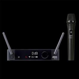 Image for DMS300 Digital Wireless Vocal System from SamAsh