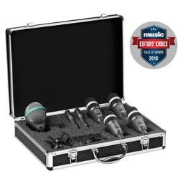 Image for Drum Set Concert I Professional Drum Microphone Set from SamAsh