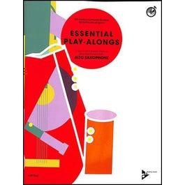Jamey Essential Play-Alongs-Etudes in Jazz, Funk & Latin Style)