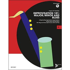 Jamey Improvisation 101: Major, Minor, and Blues - E Flat