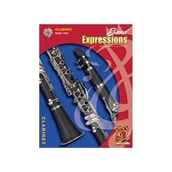 Image for Band Expressions Book Two Student Edition for Clarinet (Book and CD) from SamAsh