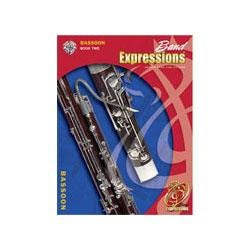 Image for Band Expressions Book Two Student Edition for Bassoon (Book and CD) from SamAsh