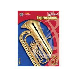 Image for Band Expressions Book Two Student Edition for Tuba (Book and CD) from SamAsh