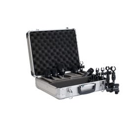 Image for Fusion FP5 5-Piece Dynamic Drum Microphone Package from SamAsh