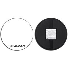 """Ahead AHPKZ 10"""" Corps Practice Pad with Snare Sound"""