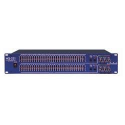 Image for HQ231 Pro Dual 31 Band Equalizer from SamAsh