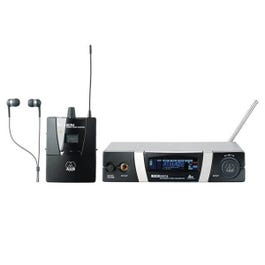 Image for IVM 4 SET Wireless In-Ear Monitoring System from SamAsh