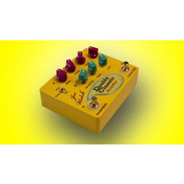 Image for Joe Walsh Double Classic Compressor/Classic Amp Dual Effects Pedal from SamAsh