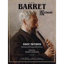Alfred Barret-Oboe Method (Revised and Expanded)