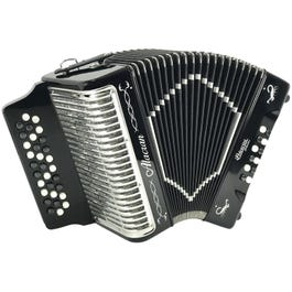 Image for AL3112 Diatonic Button Accordian from SamAsh