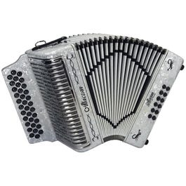 Image for NAL3412DLX 34-Button Deluxe Diatonic Accordion from SamAsh