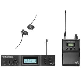 Image for M3 Wireless In Ear Monitor System from SamAsh