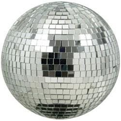 """Image for M800 8"""" Mirror Ball from SamAsh"""