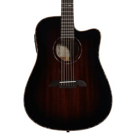 Image for MDA66CESHB Masterworks A66 Series Dreadnought Acoustic-Electric Guitar from SamAsh
