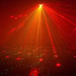 American DJ Mini Dekker LZR Lighting Effect