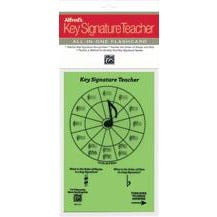 Alfred Alfred's Key Signature Teacher: All-In-One Flashcard (Green)