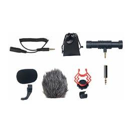 Image for MightyMic F Smartphone/DSLR Shotgun Film Microphone from Sam Ash