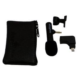 Ampridge MightyMic G GoPro/iPhone Shotgun Video Microphone
