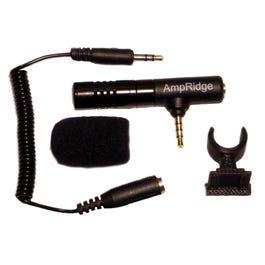 Ampridge MightyMic SLR DSLR Video and Smartphone Shotgun Microphone
