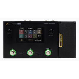 Hotone Ampero One Amp Modeler / Effects Processor Multi-Effects Pedal