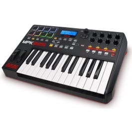 Image for MPK225 25-Key Compact Keyboard & Pad Controller from SamAsh