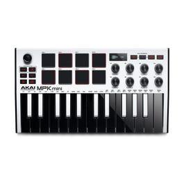 Image for MPK Mini MK3 25-Key Keyboard Controller (White) from SamAsh