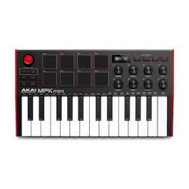 Image for MPK Mini MK3 25-Key Keyboard Controller (Red) from SamAsh