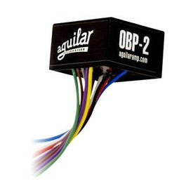 Aguilar OBP-2SK Onboard Bass Preamp with Stacked Treble/Bass Pot