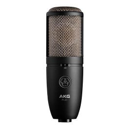Image for P420 Multi-Pattern Large-Diaphragm True Condenser Microphone from SamAsh