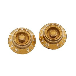 Image for PK-0140-032 Gold Bell Knobs from SamAsh