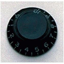 Image for PK0140023 Bell Knobs (Set of 2) (Black) from SamAsh